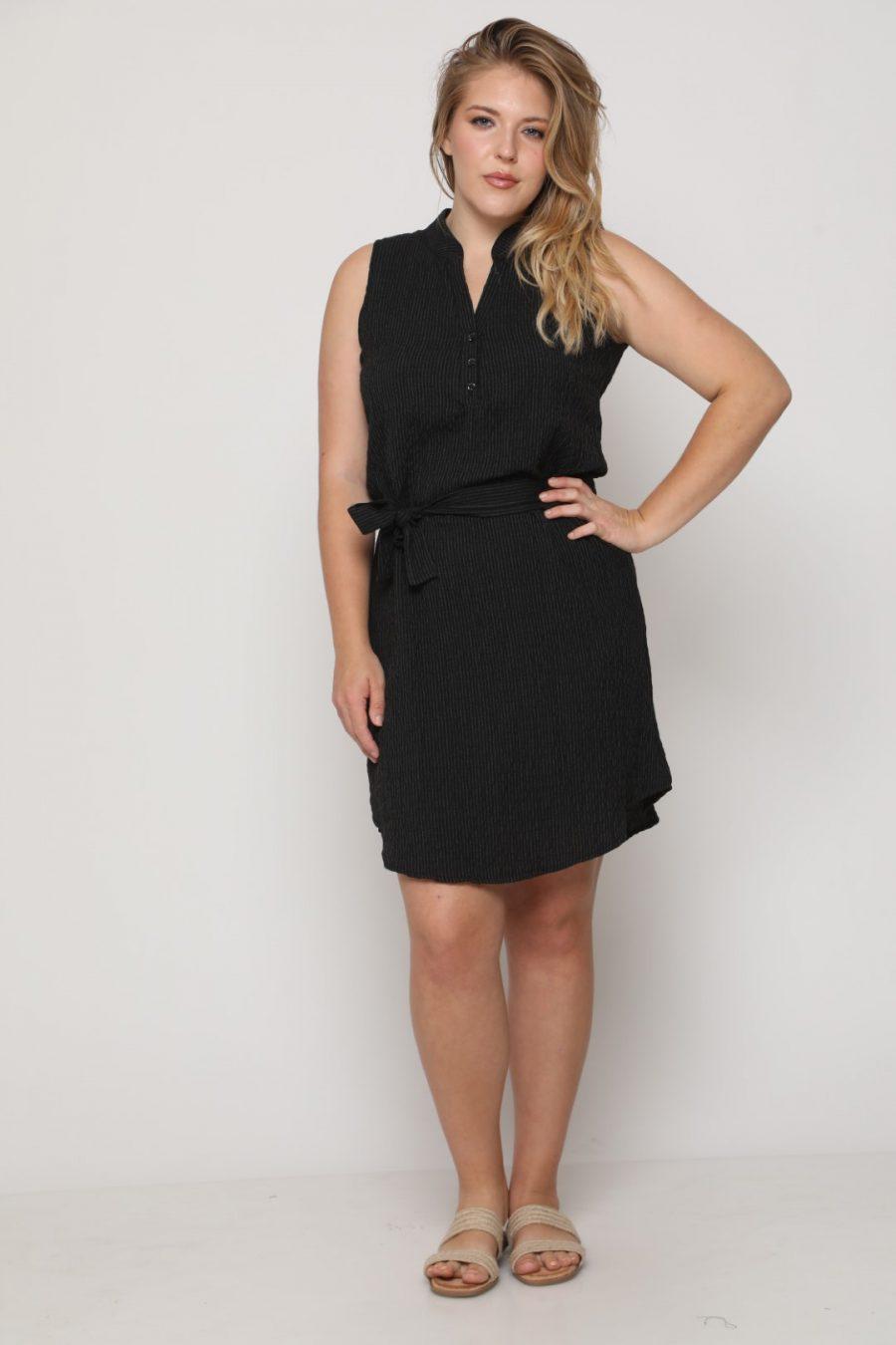 שמלה מישל שחור