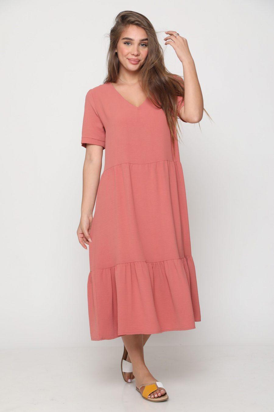 שמלה לונה בריק