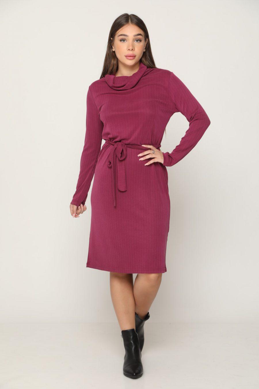 שמלה אמסטרדם סגול